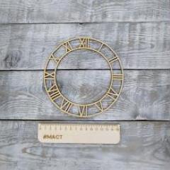 Циферблат с римскими цифрами, 16 см