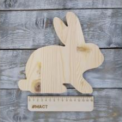 Фигурка кролик, 20х20 см