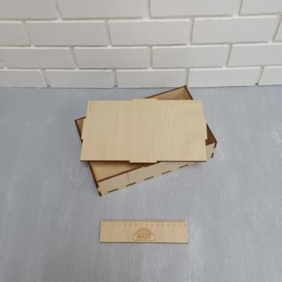 Коробочка 24х15х6 см фанера 4 мм.