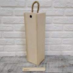 Коробка для вина, 35х10х10 см