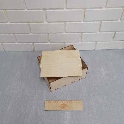 Коробочка 15х18х8см фанера 3мм