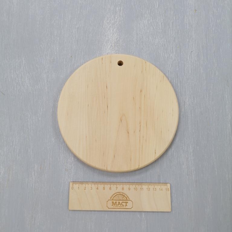 Доска разделочная 20 см берёза 15мм
