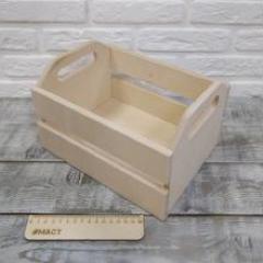 Ящик с рейками, 20х25х15 см