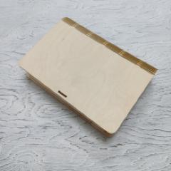 Коробка книга, 35х15х5,5см фанера 3