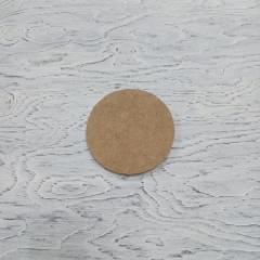 Основа для смолы круг 10 см МДФ 8мм не ламин