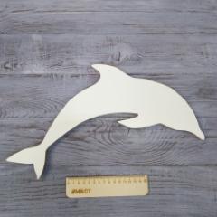 Арт борд Дельфин, 40х20 см