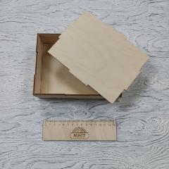 Коробочка 18х13х5 см с  фанера 4