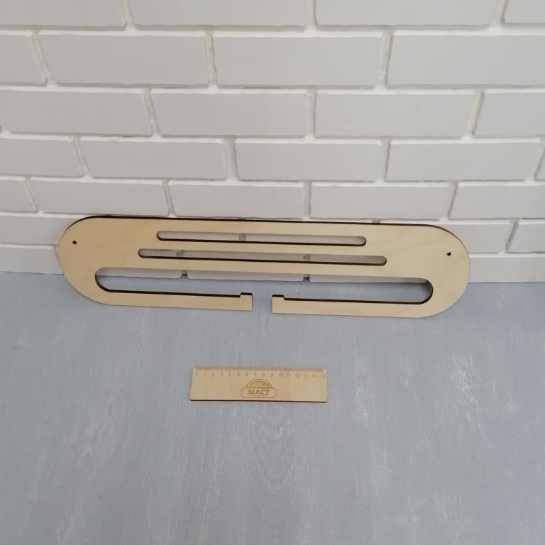 Медальница, 50х13 см