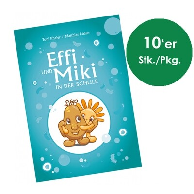 Effi und Miki in der Schule (Händleraktion)