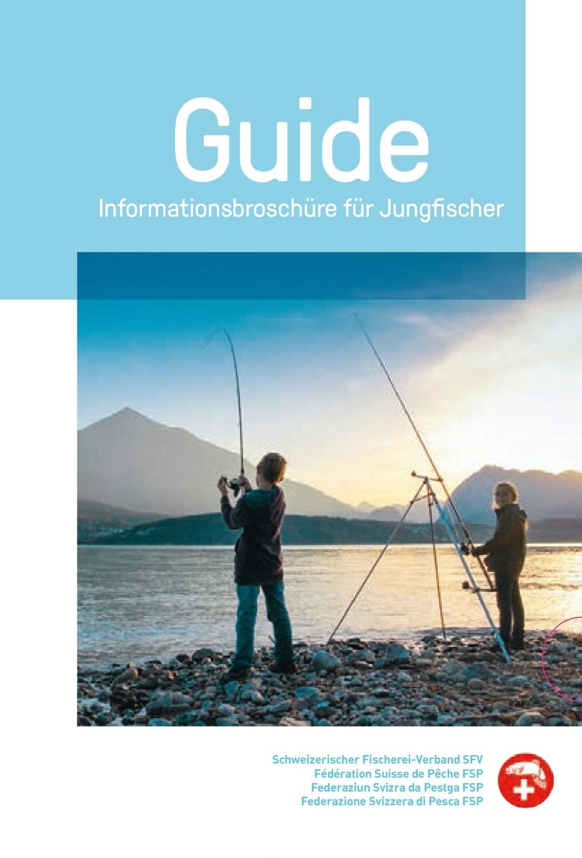 E-Book GUIDE SFV- für die Fischerausbildung