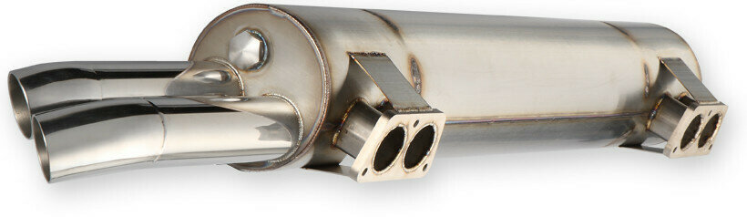 HIGH PERFORMANCE MUFFLER FOR BAYWINDOW BUS UP TO 2400CC