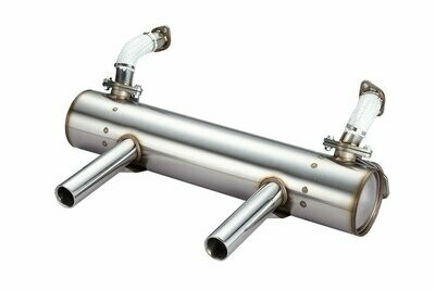 CLASSIC SUPERFLOW VW BUG EXHAUST SYSTEM 50/35