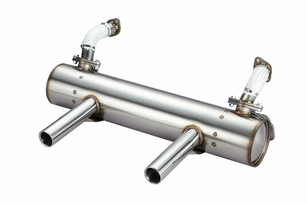 CLASSIC SPORT VW BUG EXHAUST SYSTEM 50/35