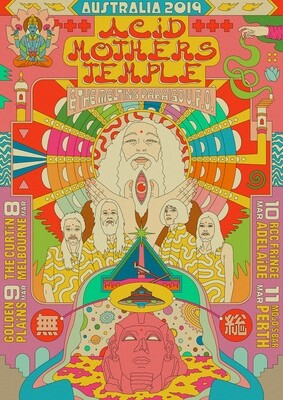 Acid Mothers Temple & the Melting Paraiso U.F.O.: Australia Tour