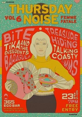 Thursday Noise: Vol. 6