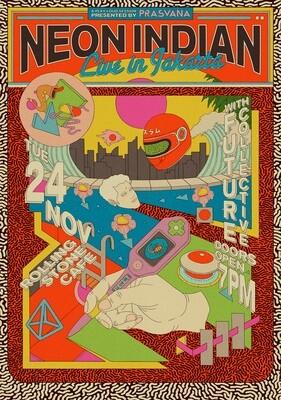 Neon Indian: Live in Jakarta