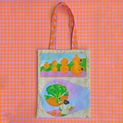 Laterna Magica Reversible Tote Bag