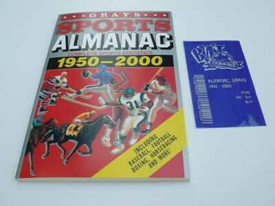 Back to the Future 2 Grays Sports Almanac Prop + 2 Receipts