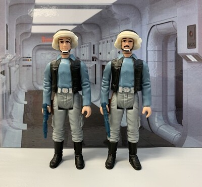6 Rebel Fleet Troopers