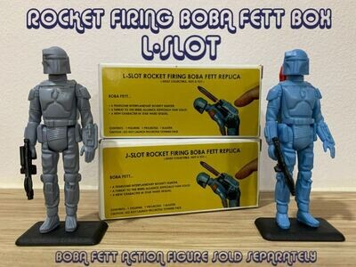 Rocket Firing Boba Fett Box (L-Slot)
