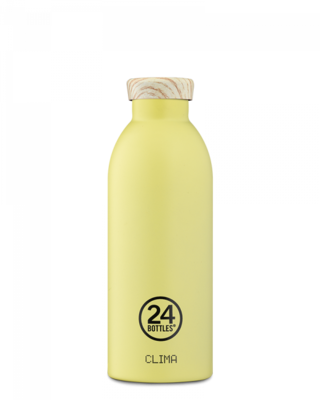 Gourde isotherme citron 500ml
