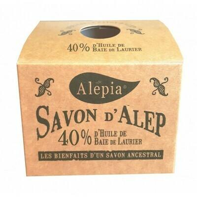 Savon d'Alep 40%
