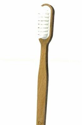 Brosse à dents en bois de Hêtre médium
