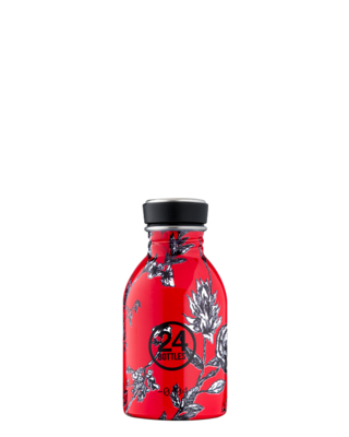 Gourde non isotherme Cherry Lace 250ml