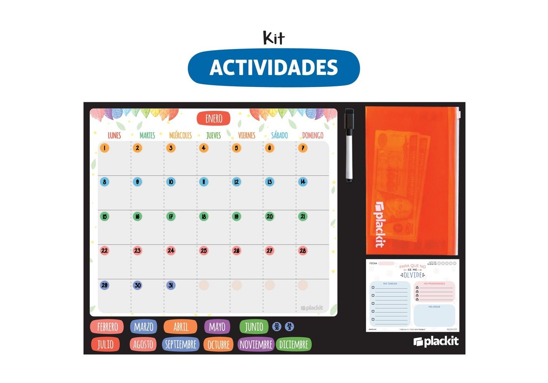 Plackit Kit Actividades