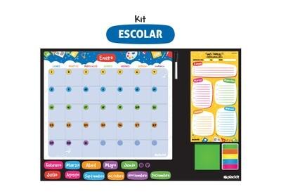 Plackit Kit Escolar