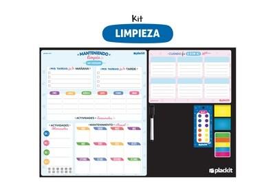 Plackit Kit Limpieza