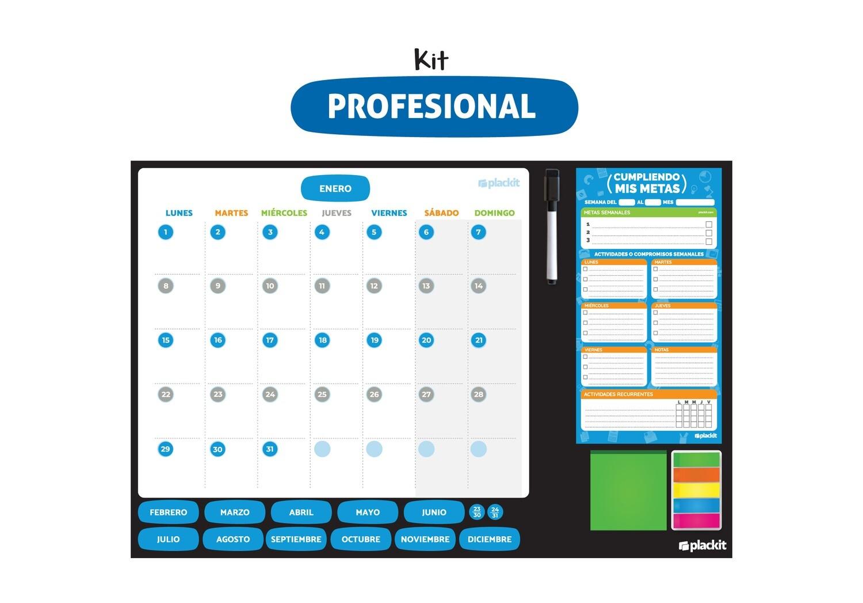 Plackit Kit Profesional