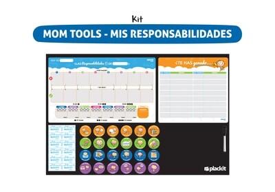 Plackit Kit Responsabilidades