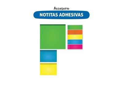 Plackit Notitas Adhesivas