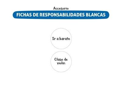 Plackit Fichas De Responsabilidades Blancas