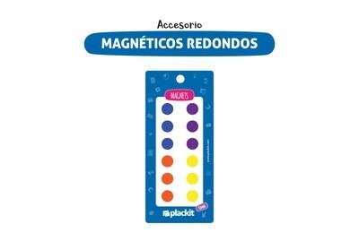 Plackit Magnéticos Redondos