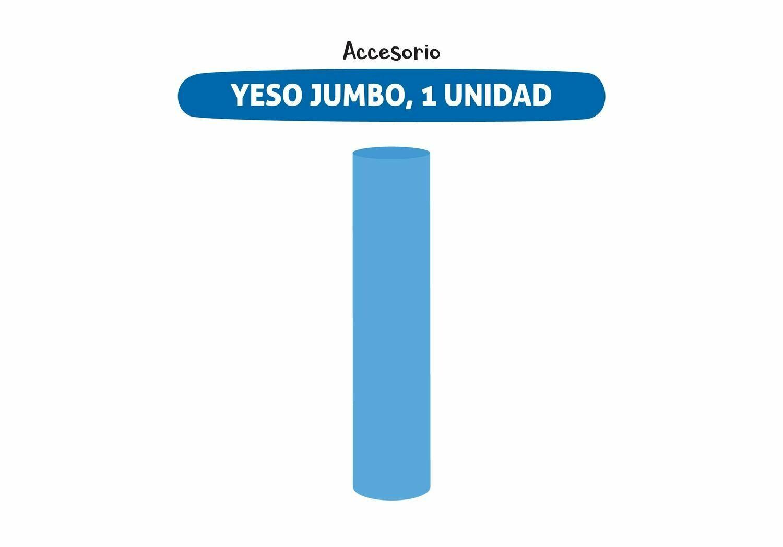 Plackit - Yeso Jumbo (Color Variado)
