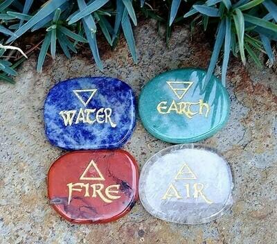 Four Elements Stones