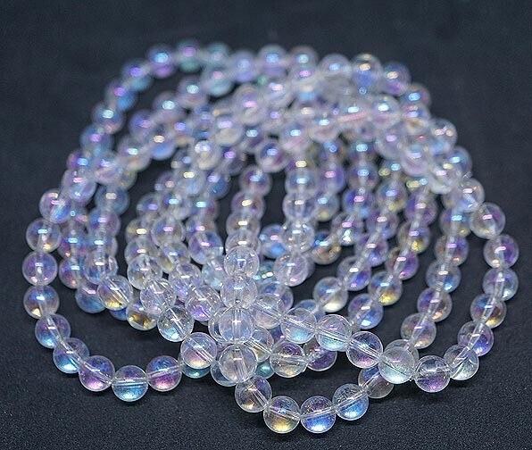 Angel Aura Quartz Bracelets