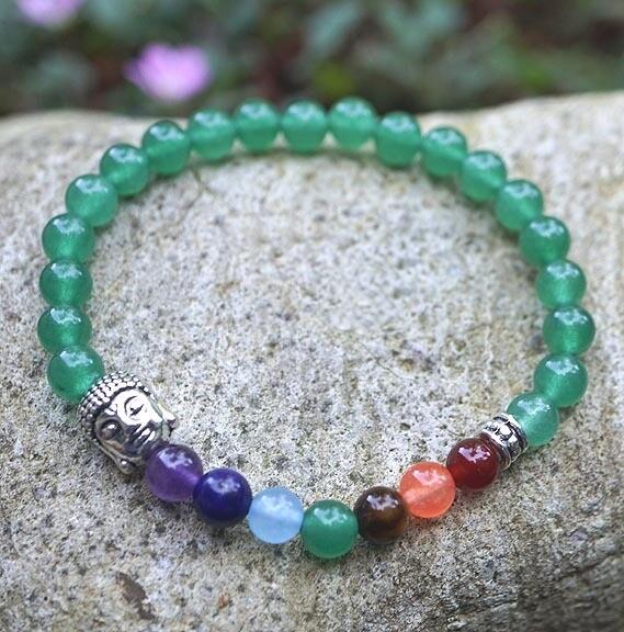 Chakra Buddha Bracelets