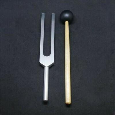 528 Hz Tuning Fork