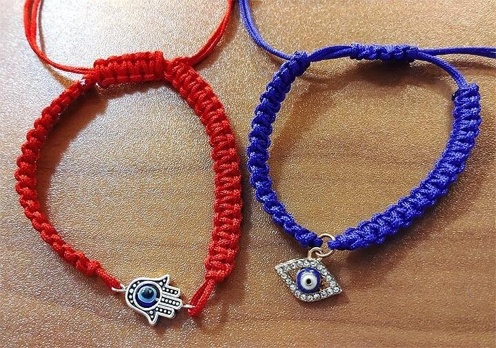 Evil Eye Protection Bracelets