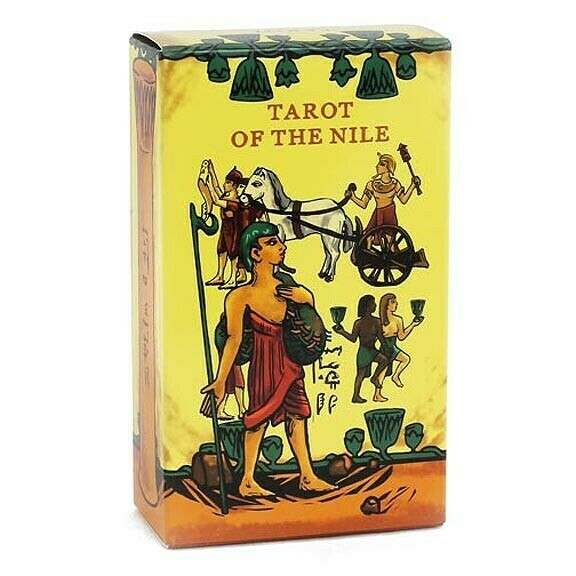 Tarot of the Nile Deck
