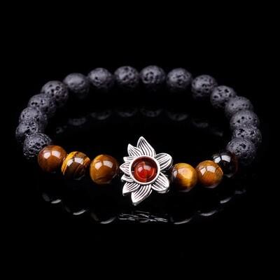 Lotus Lava Bracelets