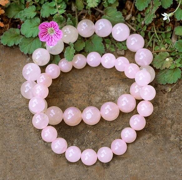 Madagascar Rose Quartz Bracelets