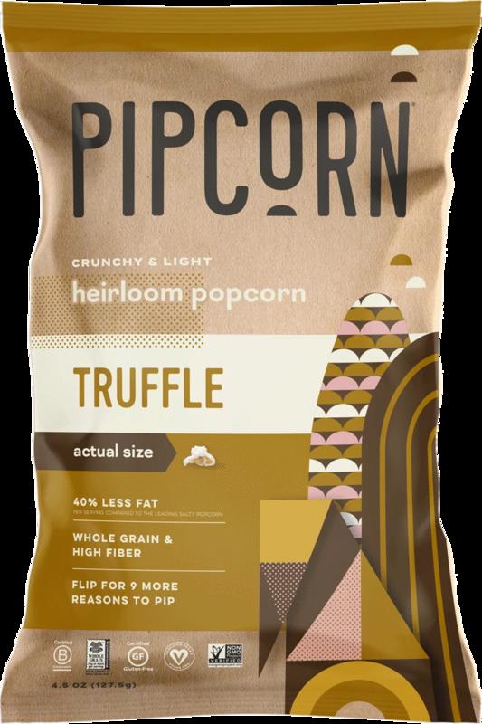 Pipcorn - Truffle Mini Heirloom Popcorn