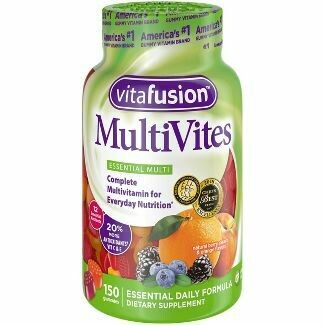 Vitafusion MultiVites Vitamin Gummies (150 ct.)
