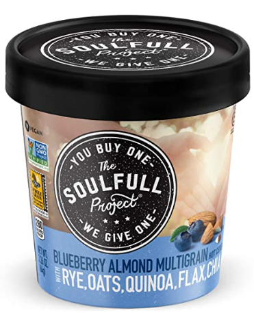Soulfull Project Hot Oatmeal
