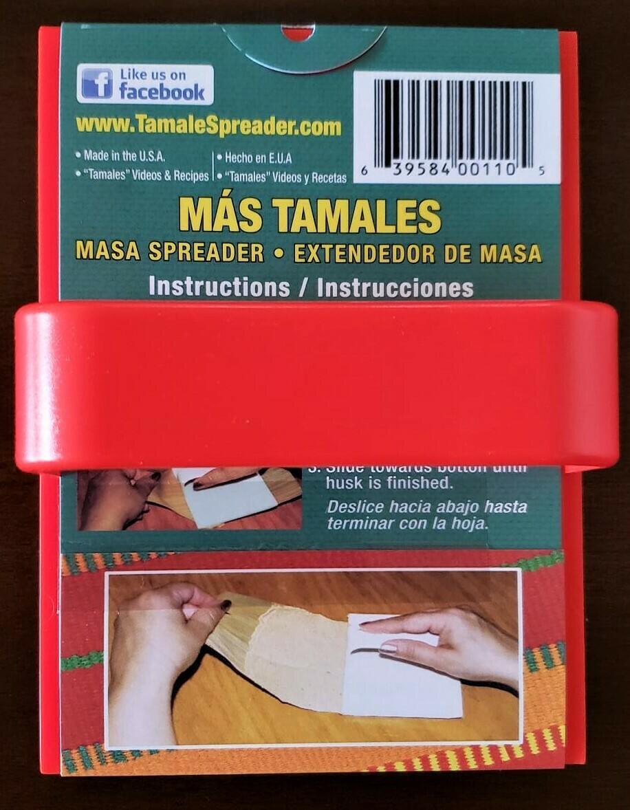 Tamales Masa Spreader