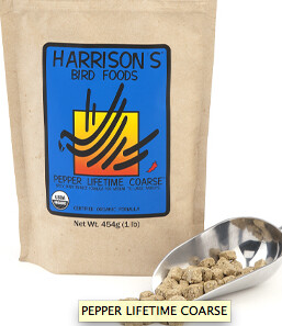 Harrison's Adult Lifetime Coarse 5-lb bag